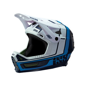 IXS Xult Bike Helmet blue/white